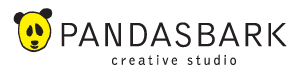 Pandasbark Creative Studio. Creative visuals. Creative Design. Design. Graphic Design